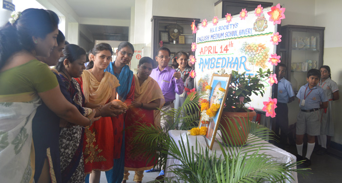 Dr.B.R Ambedkar Jayanti Celebration
